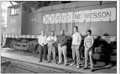 El Dorado & Wesson Railway