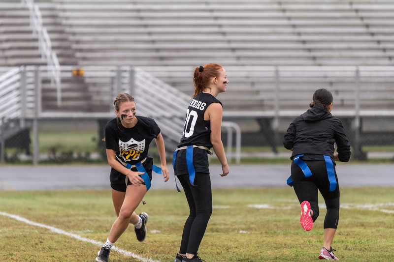Hickory 2019-20 PowderPuff Football Game