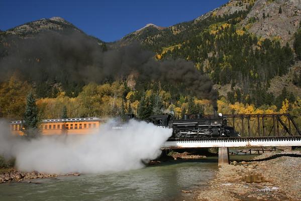Durango, CO: Durango-Silverton Steam Train