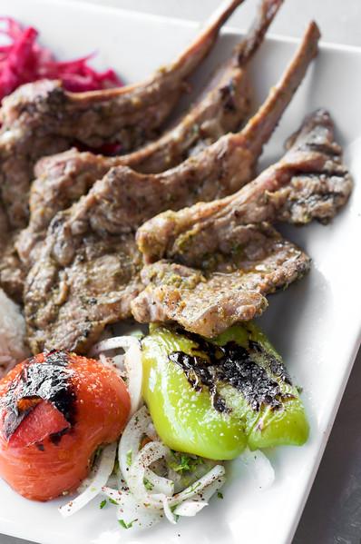 Lamb Chops ‐ Kuzu Pirzola