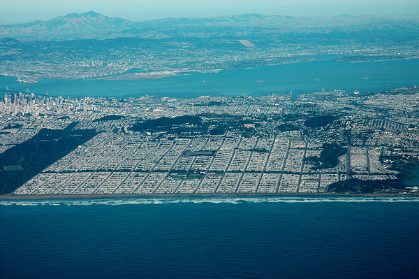 Sunset District of San Francisco