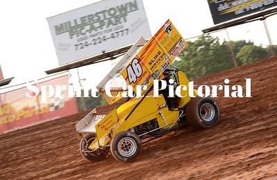 Lernerville Speedway 07-08-16
