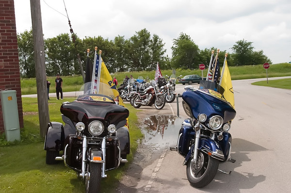 Memorial Rides