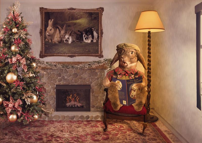 Tracey Perrin-Piglets Christmas.jpg