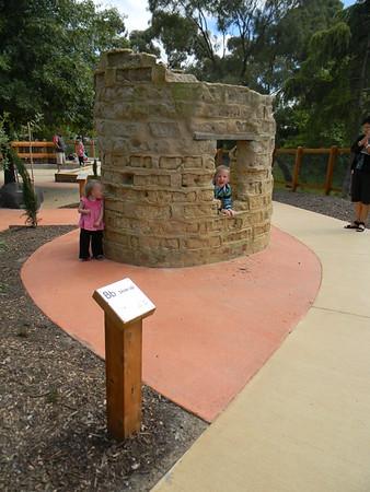 tim neville arboretum playspace