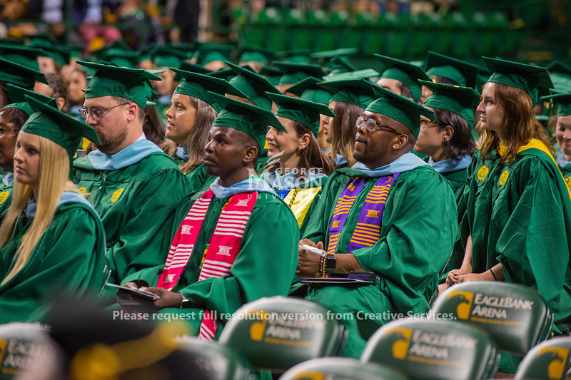 Graduate School of Education (CEHD) Degree Celebration on Saturday May 18, 2019. Photo by Max Taylor