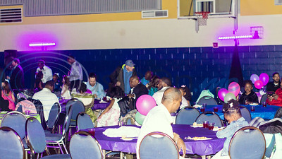 2/9/19 Glass Recreation Center Hosts Valentine's Father-Daughter Dance by Darrell Clakley
