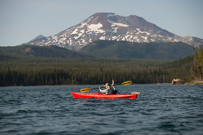 The Cascades of Central Oregon