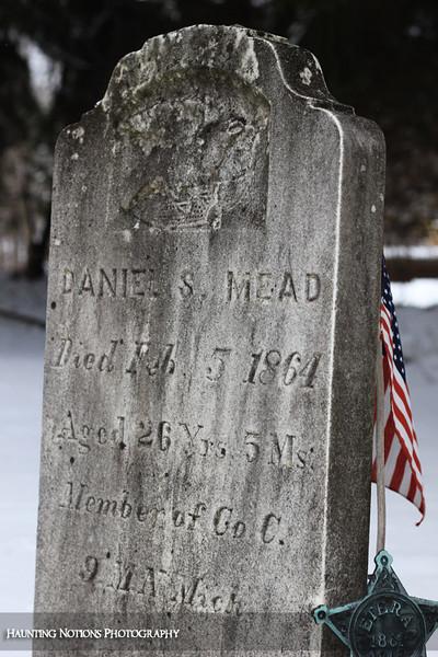 These Glorious Dead (Rutland Township Cemetery, Barry County MI)