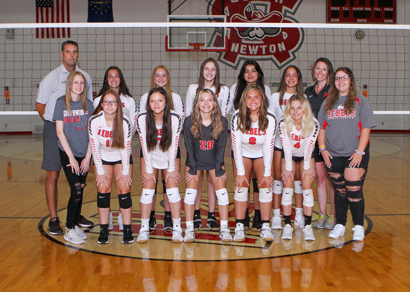 SNHS Volleyball 2021