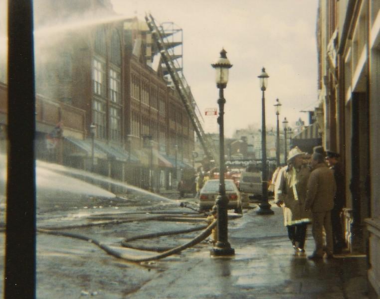 Sunday Feb 12th 1989 Pouring Water at North China Resaurant, Washington St.JPG