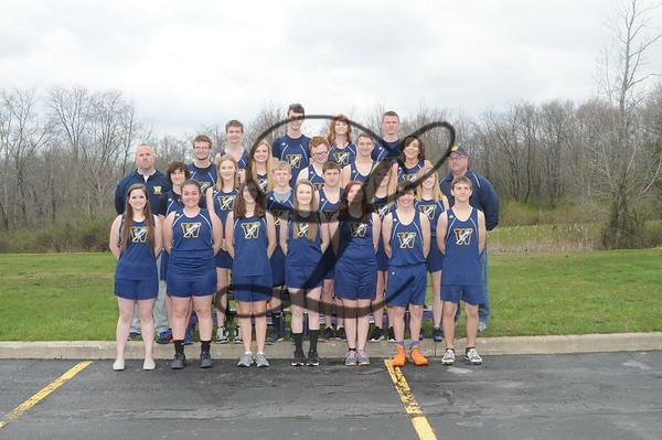 Track team & individuals 2016