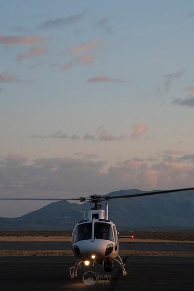 American Eurocopter AS350B3