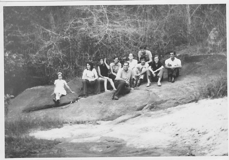 Dundo 1971 - Estrada do turismo - Luachimo