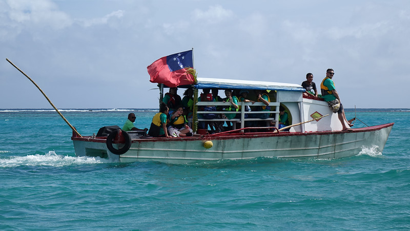 2018 Samoa Trip - Gafoa le Ata