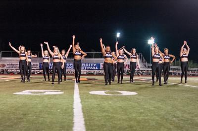 10/11/17 Baker University Marching Festival