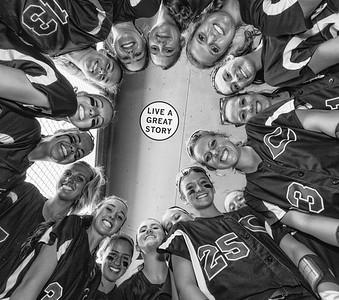 CHS Lady Dragons Softball