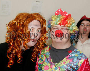 Rathore School Annual Halloween Party on Friday last.Delores Murdock, Patrick Smyth.06W44N22