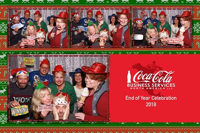 Coca Cola End of Year Celebration 2018