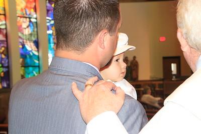 2016 August - Tyler's Baptism