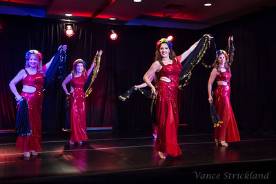 Act 9 - Dalida Bellydance Troupe