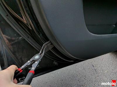Mazda 3 Door Handle Replacement