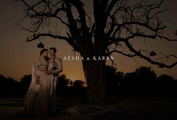 Aesha & Karan / Ahmedabad 2019
