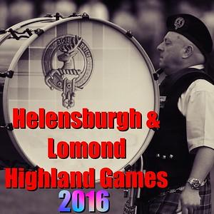 The 2016 Helensburgh & Lomond Highland Games