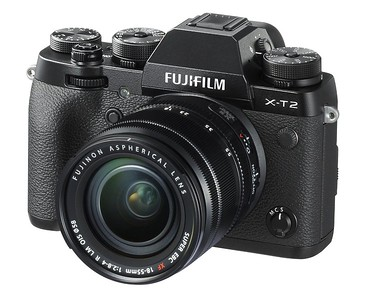 From Canon to Fujifilm - Fujifilm XT-2