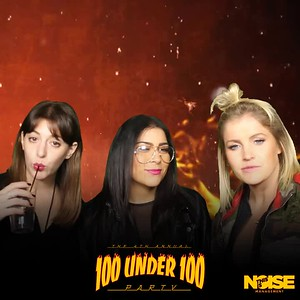 100 UNDER 100 PARTY 2018