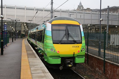 Borders Railway livery