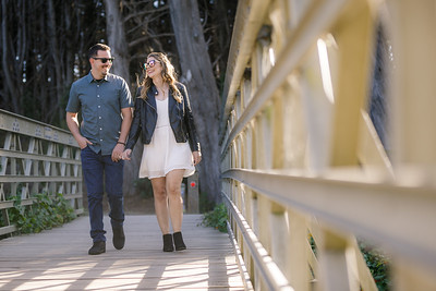 Megan and Jake - Engagement