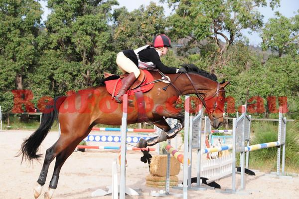 2012 10 14 Wallangarra ODE 3 Showjumping B Grade