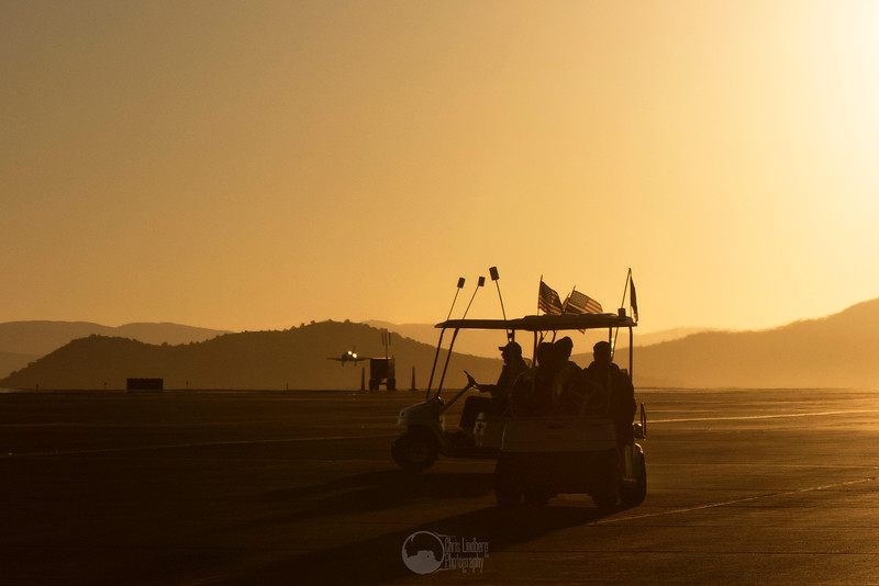 Golden Hour Golf Carts