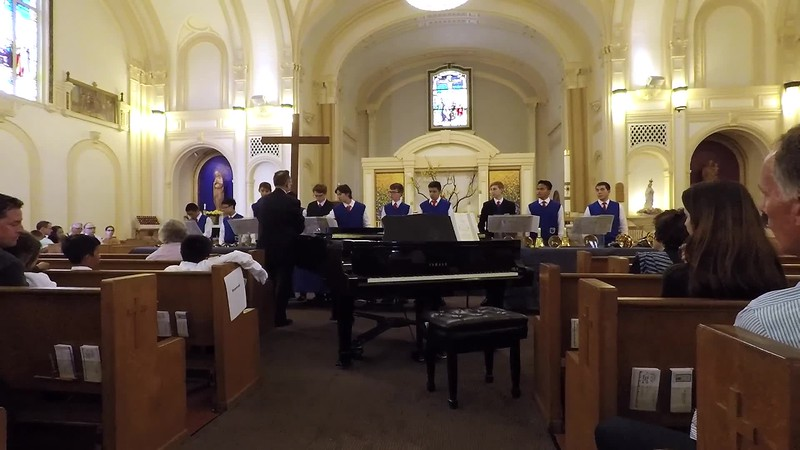 Segment 2 Notes for Nourishment  Golden Gate Boys Choir and Bell Ringers
