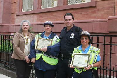 2014.06.25 Crossing Guard Appreciation