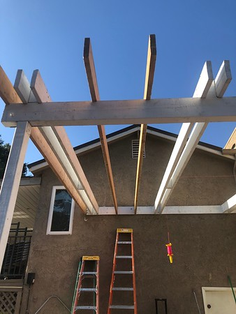 202003 Backyard Improvements