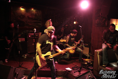 Versus The World @ Redwood Bar (Los Angeles, CA); 6/12/15