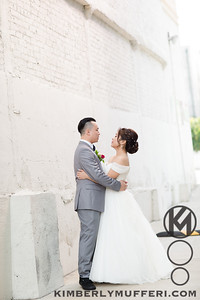 Sylvia + Mich - Brooklyn Wedding - Kimberly Mufferi Photography