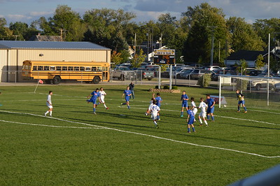 Boys Soccer (2015-2016) by Laurie Cody
