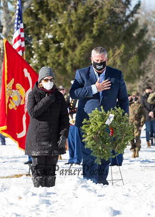 2020-12-19 Hampton Post 35 Wreaths Across America