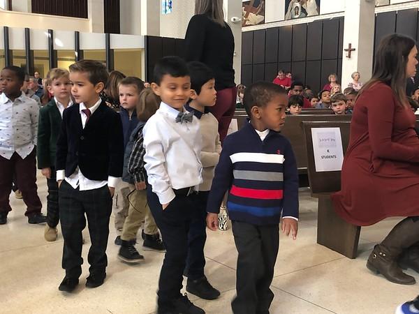 Primary Christmas Program 12/19/19