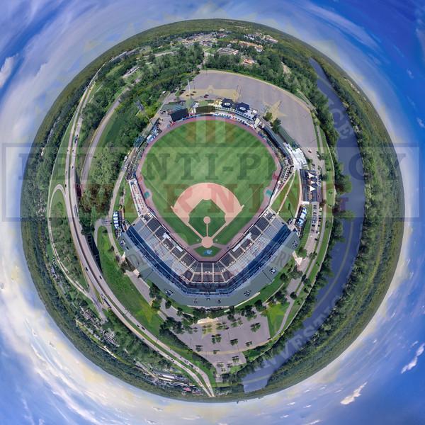 West Michigan Whitecaps Aerial