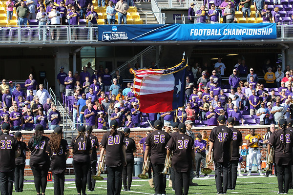 Pre and Post Game Photos - Mary Hardin-Baylor NCAA Playoff 11-18-17