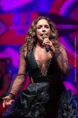 Daniela Mercury no House of Blues Boston