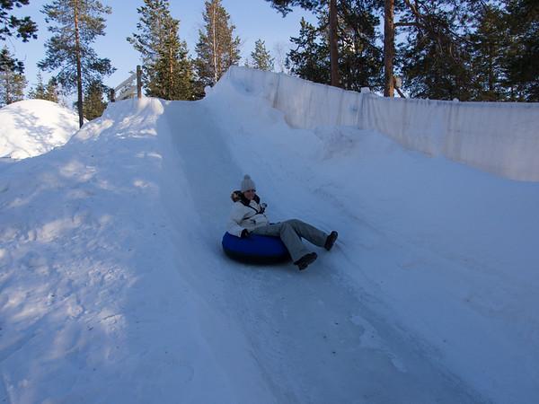 On the Ice Slide