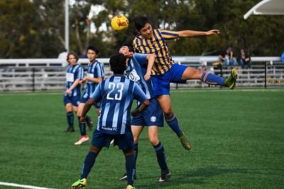 Under 18 Round 10 Vs Roselea FC