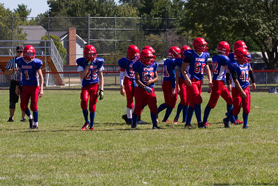 09/13/15 Pleasant Plains vs New Berlin