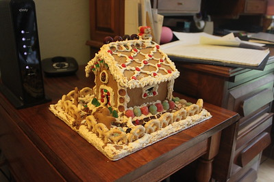 2017-01-08 Gingerbread House