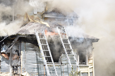 Structure Fire - 61 Park Ave, Windsor CT - 6/14/20